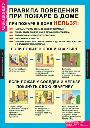 Правила в домашних условиях