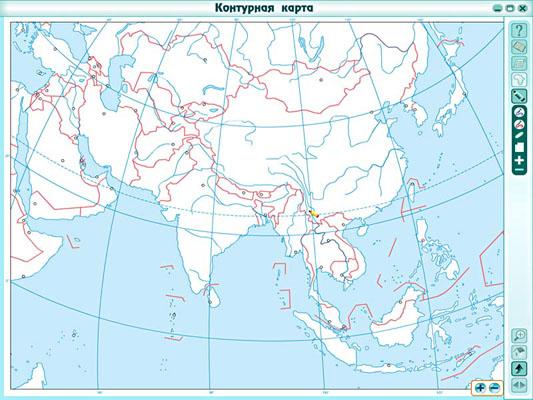 География Интерактивные Карты