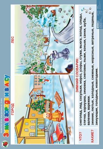 Картинки для развития речи 5 6 лет